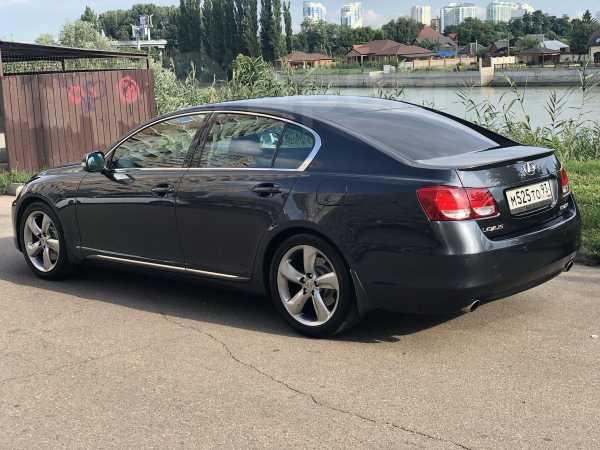 Lexus GS460, 2008 год, 950 000 руб.