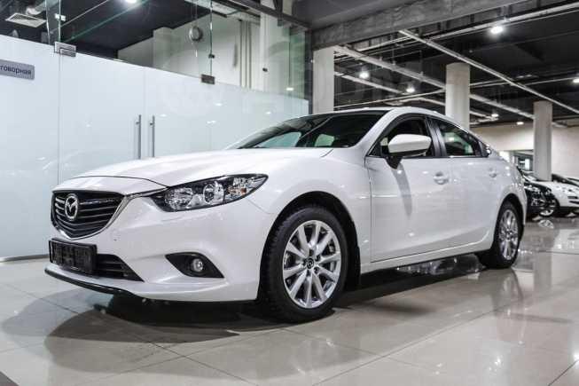 Mazda Mazda6, 2016 год, 1 165 001 руб.
