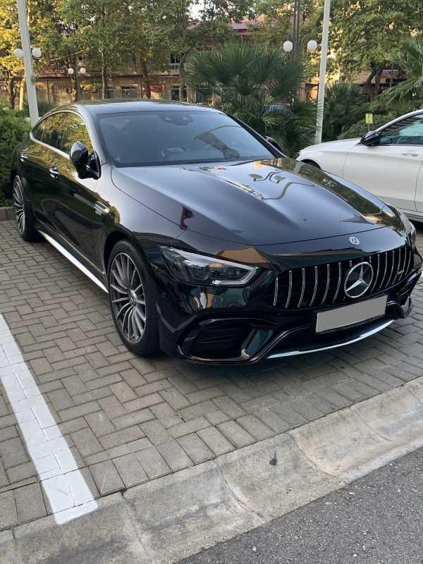 Mercedes-Benz AMG GT, 2018 год, 7 900 000 руб.