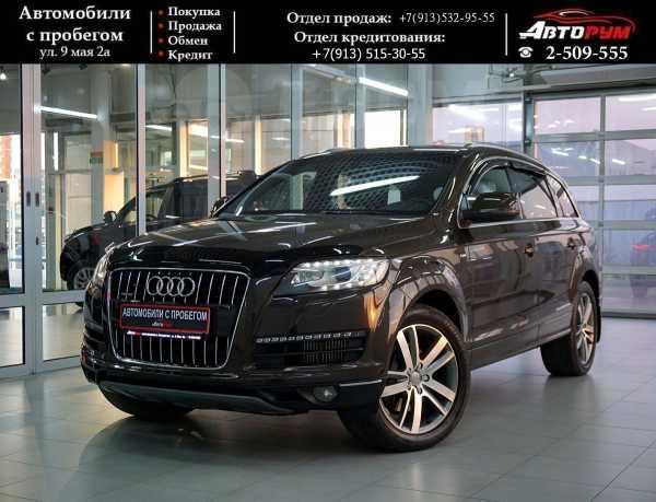 Audi Q7, 2012 год, 1 497 000 руб.