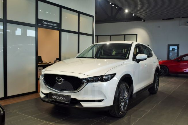 Mazda CX-5, 2019 год, 1 750 000 руб.