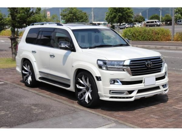 Toyota Land Cruiser, 2016 год, 3 030 000 руб.