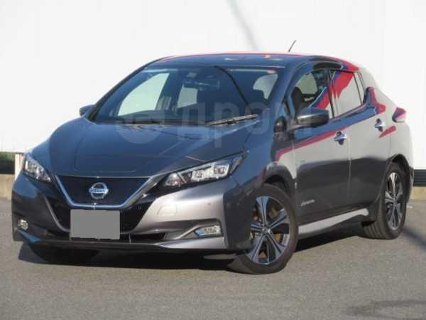 Nissan Leaf, 2017 год, 1 280 000 руб.