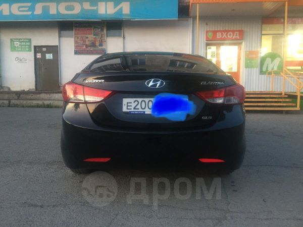 Hyundai Elantra, 2013 год, 715 000 руб.
