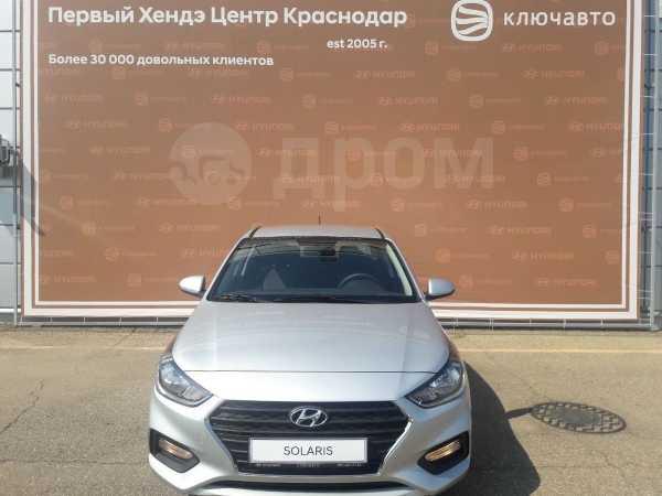 Hyundai Solaris, 2019 год, 1 040 488 руб.