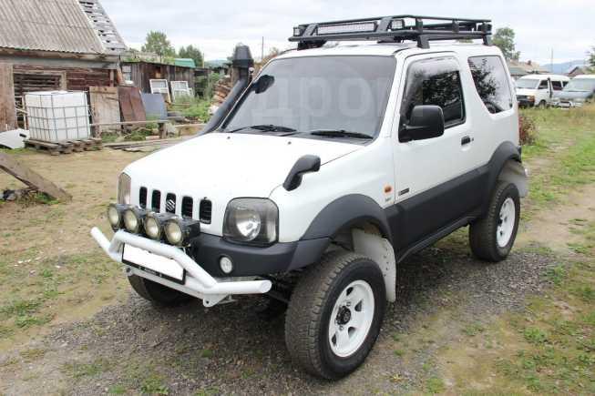 Suzuki Jimny Wide, 2001 год, 450 000 руб.