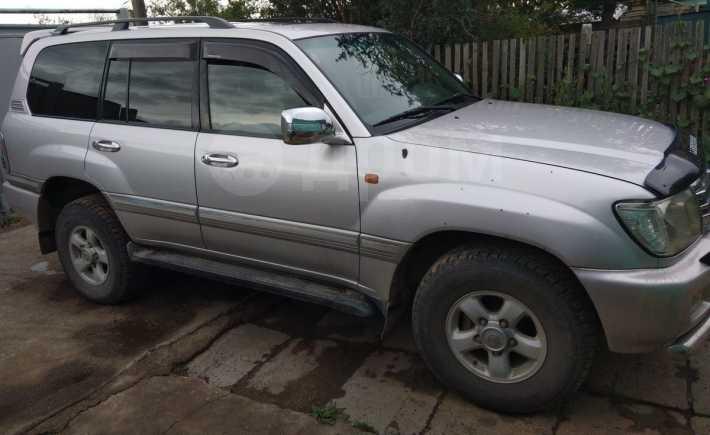 Toyota Land Cruiser, 2000 год, 830 000 руб.