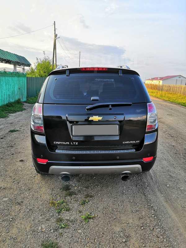 Chevrolet Captiva, 2008 год, 605 000 руб.