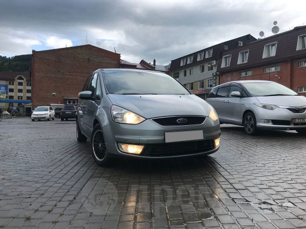 Ford Galaxy, 2008 год, 480 000 руб.