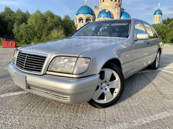 Mercedes-Benz S-Class, 1998 год, 1 200 000 руб.