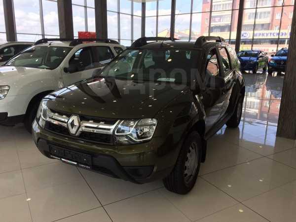 Renault Duster, 2019 год, 1 183 000 руб.