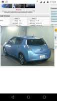 Nissan Leaf, 2013 год, 659 999 руб.