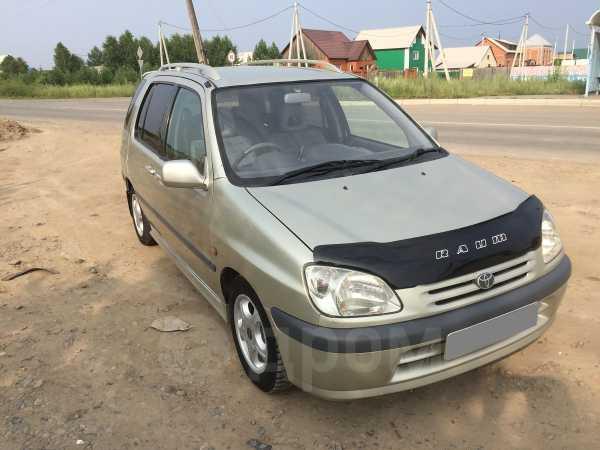 Toyota Raum, 1998 год, 219 000 руб.