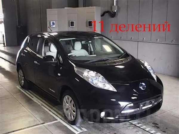 Nissan Leaf, 2014 год, 658 000 руб.