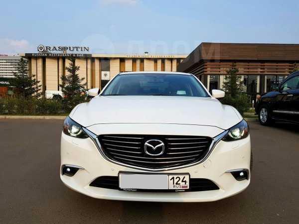 Mazda Mazda6, 2018 год, 1 520 000 руб.