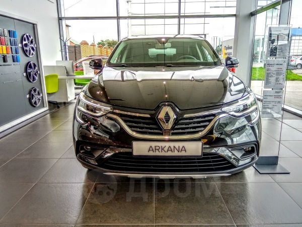 Renault Arkana, 2019 год, 1 431 077 руб.