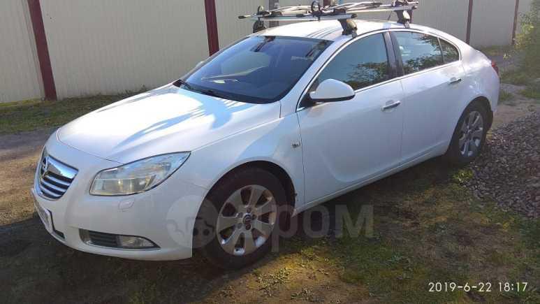 Opel Insignia, 2013 год, 600 000 руб.