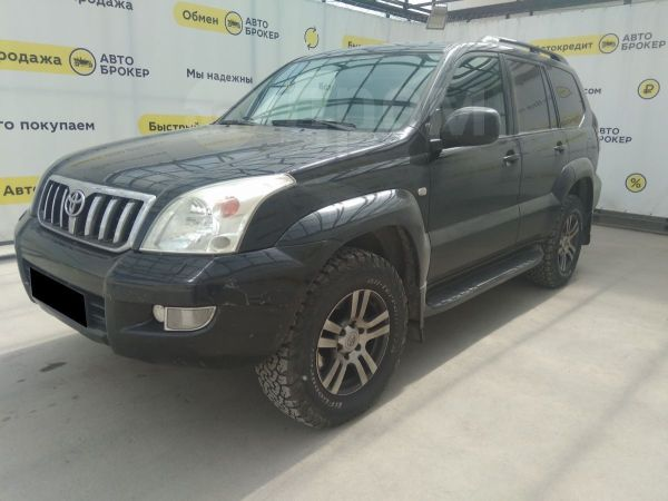 Toyota Land Cruiser Prado, 2004 год, 1 102 500 руб.