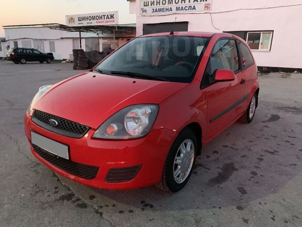 Ford Fiesta, 2008 год, 217 000 руб.