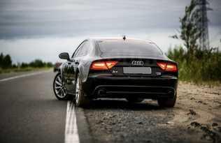 Губкинский Audi A7 2011