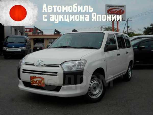 Toyota Succeed, 2016 год, 620 000 руб.