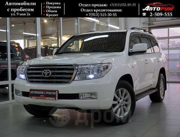 Toyota Land Cruiser, 2008 год, 1 737 000 руб.