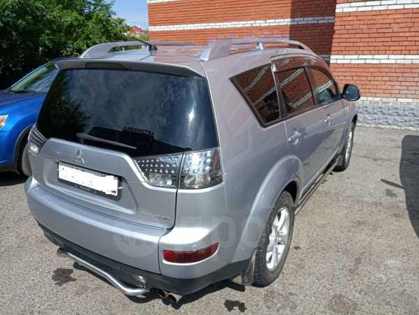 Mitsubishi Outlander, 2007 год, 700 000 руб.