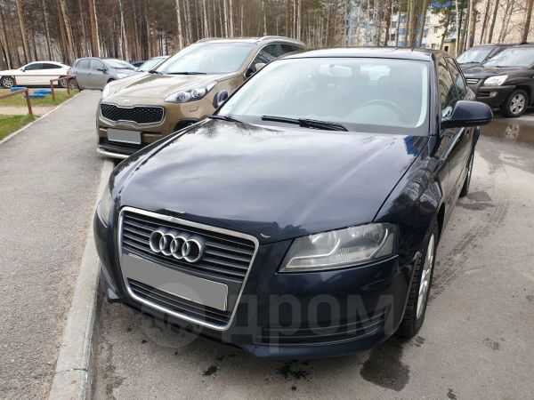 Audi A3, 2009 год, 285 000 руб.