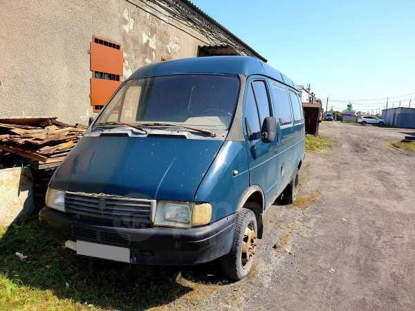 ГАЗ 2217, 1998 год, 50 000 руб.