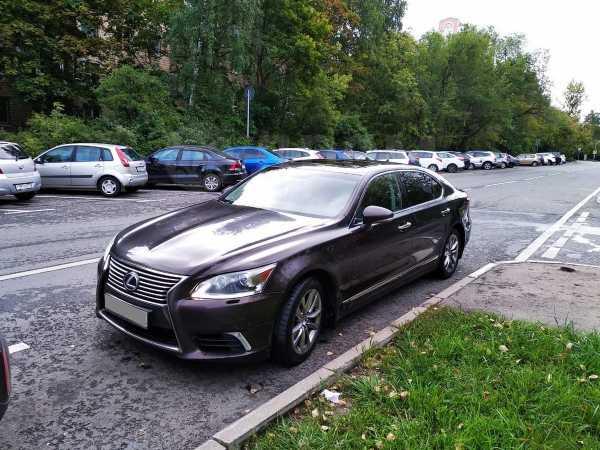 Lexus LS460L, 2013 год, 1 680 000 руб.