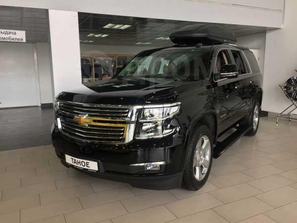 Chevrolet Tahoe, 2019 год, 4 484 900 руб.