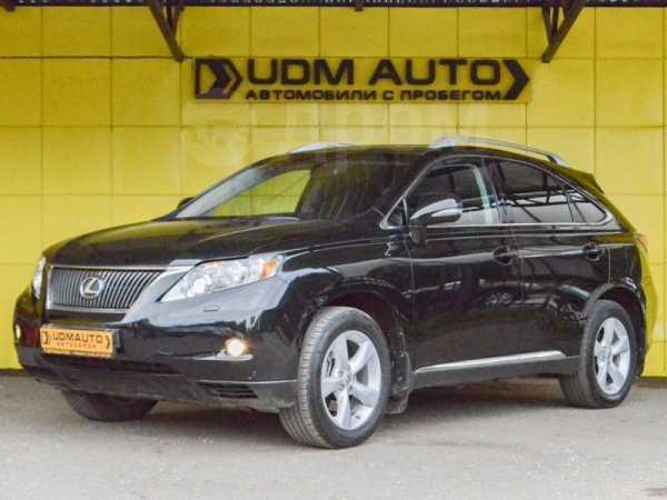 Lexus RX270, 2011 год, 1 049 000 руб.
