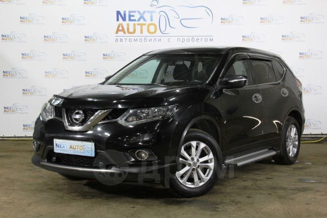 Nissan X-Trail, 2015 год, 1 190 000 руб.