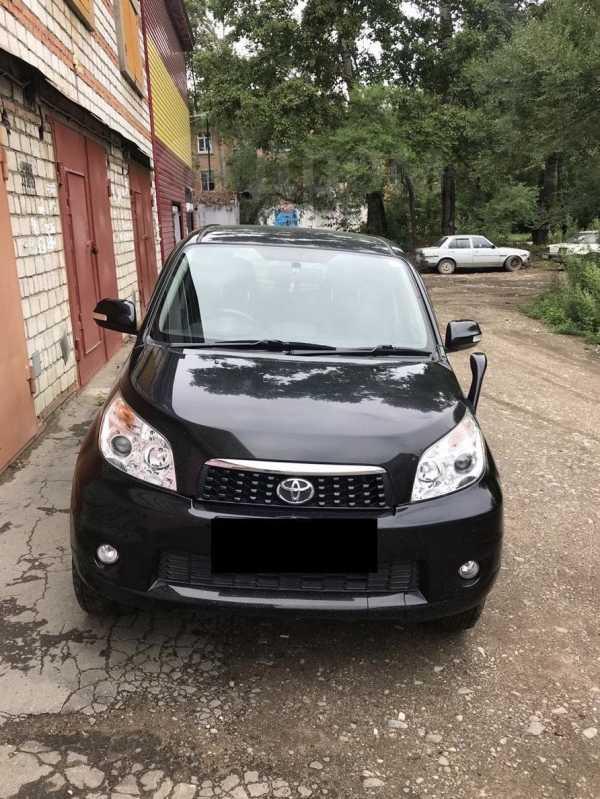 Toyota Rush, 2013 год, 900 000 руб.