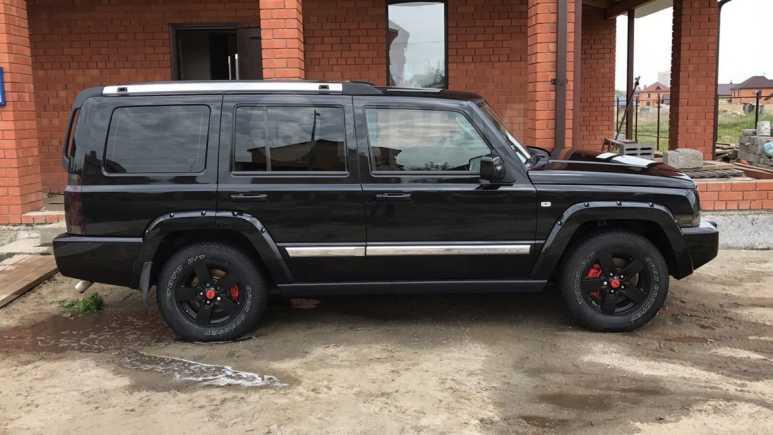 Jeep Commander, 2008 год, 830 000 руб.