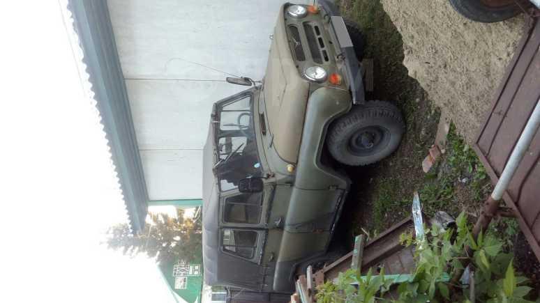 УАЗ 469, 1988 год, 60 000 руб.