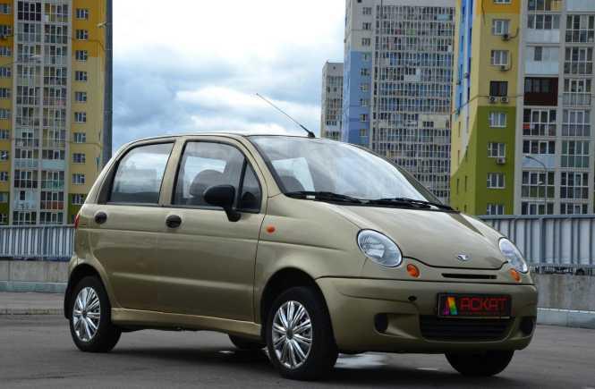 Daewoo Matiz, 2009 год, 75 000 руб.