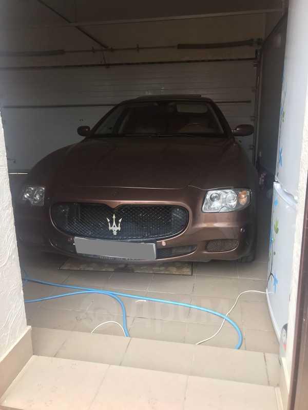 Maserati Quattroporte, 2006 год, 820 000 руб.