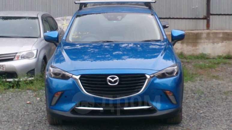 Mazda CX-3, 2015 год, 800 000 руб.