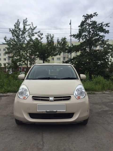 Toyota Passo, 2010 год, 410 000 руб.