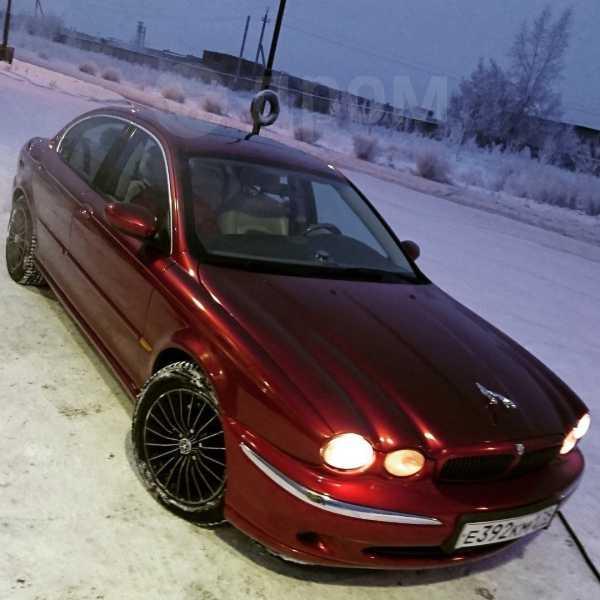 Jaguar X-Type, 2005 год, 520 000 руб.