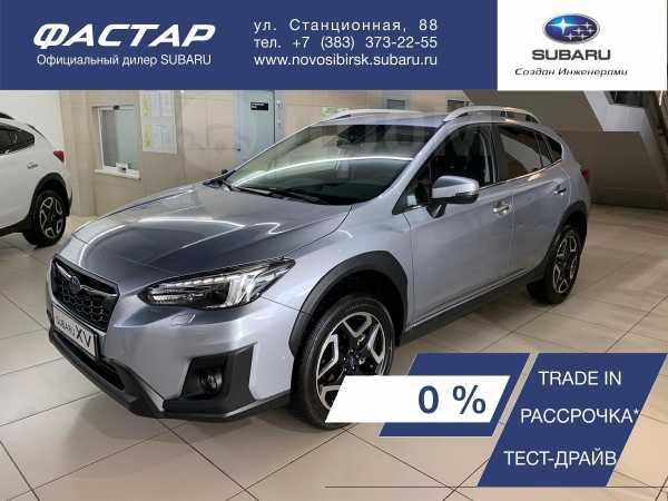 Subaru XV, 2019 год, 1 949 900 руб.