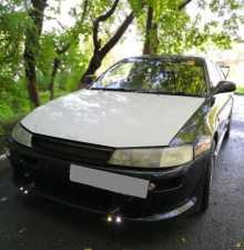 Вяземский Corolla Levin 1993