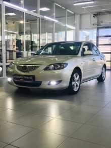 Красноярск Mazda Mazda3 2004