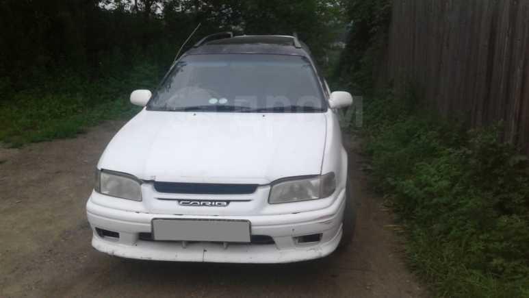 Toyota Sprinter Carib, 1998 год, 130 000 руб.