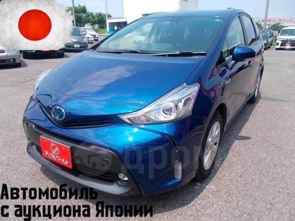 Toyota Prius a, 2016 год, 940 000 руб.