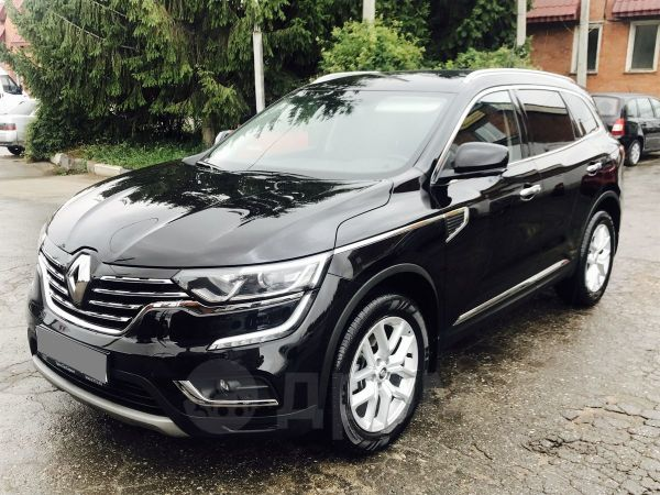 Renault Koleos, 2018 год, 1 520 000 руб.