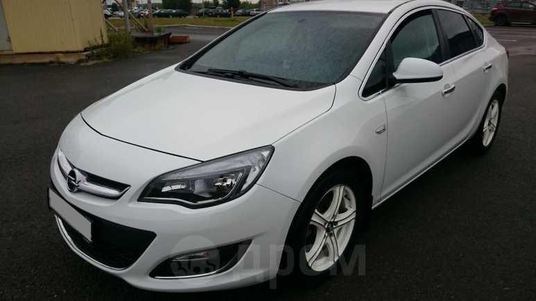 Opel Astra, 2013 год, 570 000 руб.