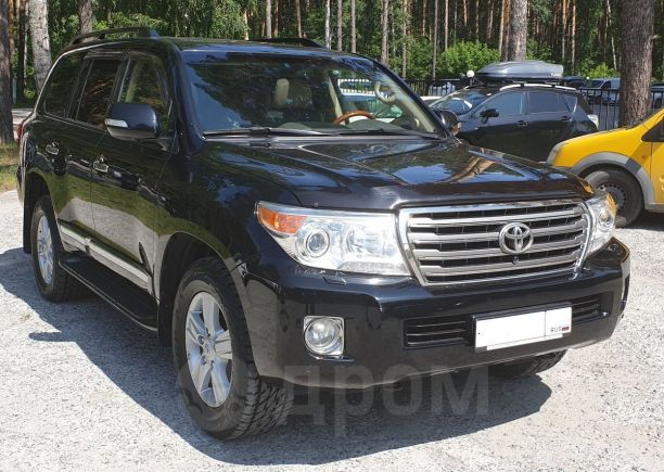 Toyota Land Cruiser, 2013 год, 2 530 000 руб.