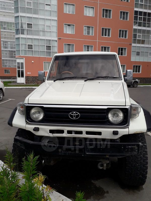 Toyota Land Cruiser, 1998 год, 450 000 руб.